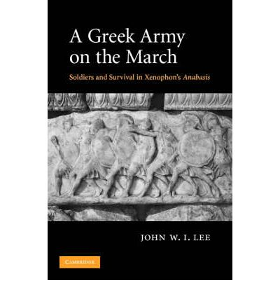 A Greek Army on the March