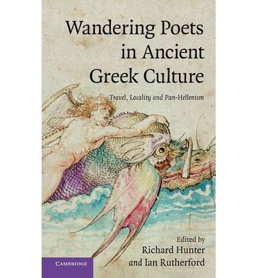 Wandering Poets in Ancient Greek Culture
