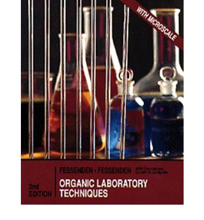 microscale techniques for the organic laboratory (pdf) by ...