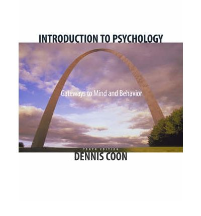 psychology and coon Download and read introduction to psychology 13th edition coon mitterer introduction to psychology 13th edition coon mitterer read more and get great.