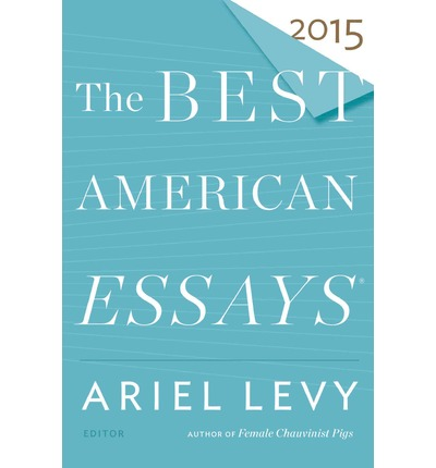 the best american essay