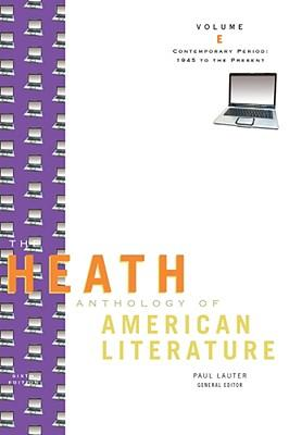 an overview of the comments about the heath anthology of american literature Buy a cheap copy of the heath anthology of american the heath anthology of american literature, vol 1 by sandra a zagarell, ivy t schweitzer, andrew wiget, et al overview a best-selling anthology since its first edition.
