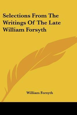 Over 100000 free legal ebooks available page 270 download mobile ebooks selections from the writings of the late william forsyth pdf by william forsyth fandeluxe Gallery