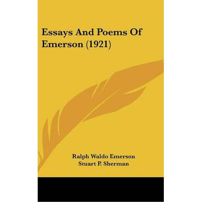 emerson philosopher essayist poet
