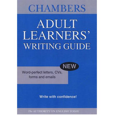 Writing for adult learners
