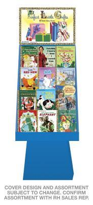 Little Golden Book Holiday 48-Copy Mixed Mulit-Format Floor Display