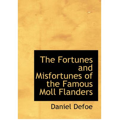 a bibliography of defoes moll flanders on freedom of fate
