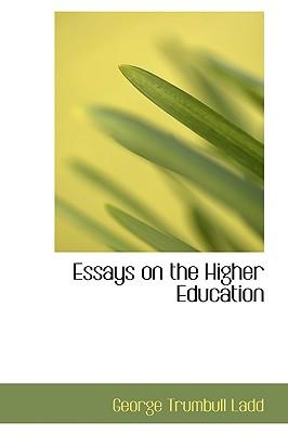 The value of higher education essay