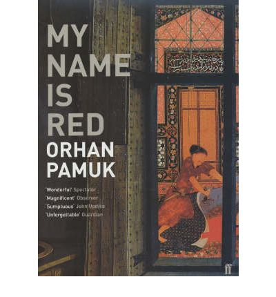 my name is red Dive deep into orhan pamuk's my name is red with extended analysis, commentary, and discussion.