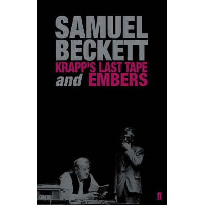 an analysis of samuel becketts krapps last tape Samuel becketts play waiting for godot is a strange creation  the elusive self in monstrous time: samuel becketts waiting for godot and krapps last tape.