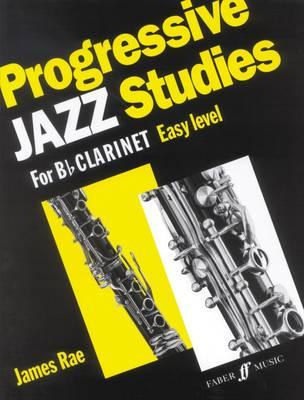 Progressive Jazz Studies Book 1 James Rae 9780571513598