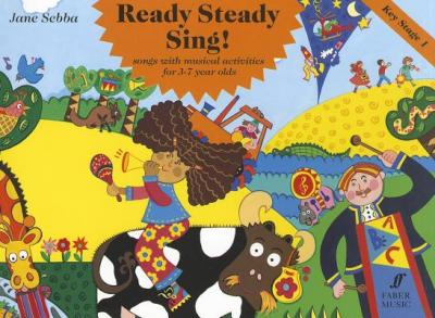 Ready Steady Sing! : (songbook)