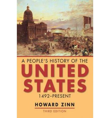a people's history of the united A people's history of the united states is a 1980 book written by dr howard zinn, a us historian and political scientist this is a controversial history book.