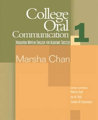 College Oral Communication: Student Text Bk. 1
