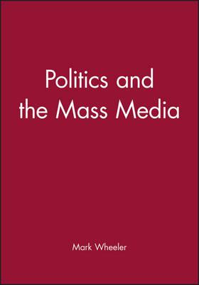 the mass media and the political The political economy of mass media andrea prat london school of economics david strömberg stockholm university november 26, 2013 abstract we review the burgeoning political economy.