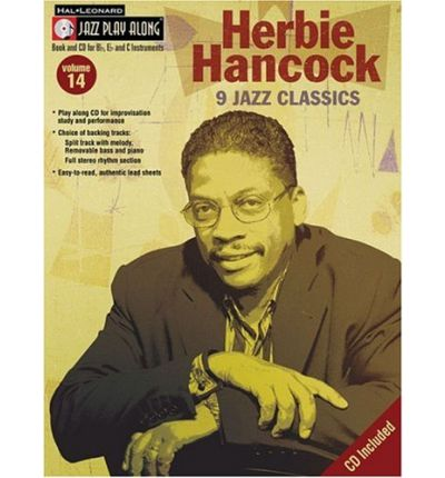 Jazz Play Along: Herbie Hancock Volume 14