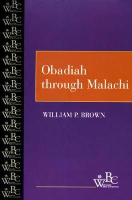 Obadiah Through Malachi
