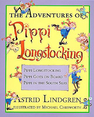 The Adventures of Pippi Longstocking