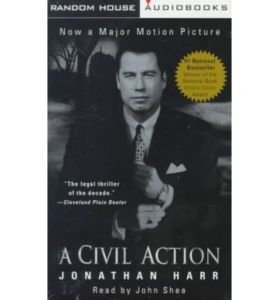 """essay on a civil action by jonathan harr Legal education & a civil action in canada: (in)visibility of the courtroom in film   9 jonathan harr, a civil action (new york: vintage books, 1995)  fact and  law in comparative perspective,"""" in local knowledge: further essays."""