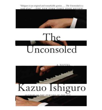 The Unconsoled by Kazuo Ishiguro (1995, faber and faber) Signed 1st Edition Hard