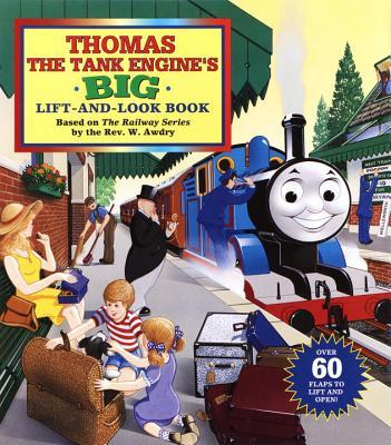 Thomas The Tank Engine S Big Lift And Look Book Owain