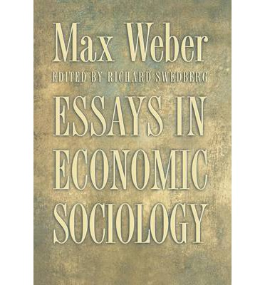 essays in sociology weber