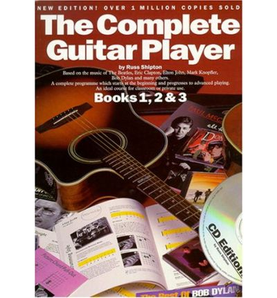 The Complete Guitar Player: Books 1-3