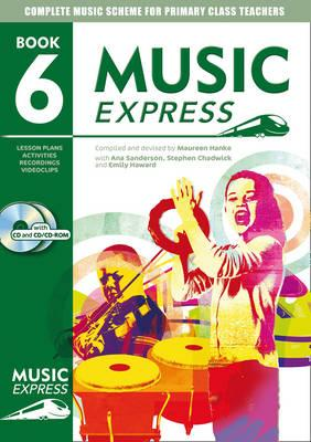 Music Express: Year 6: Lesson Plans, Recordings, Activities and Photocopiables