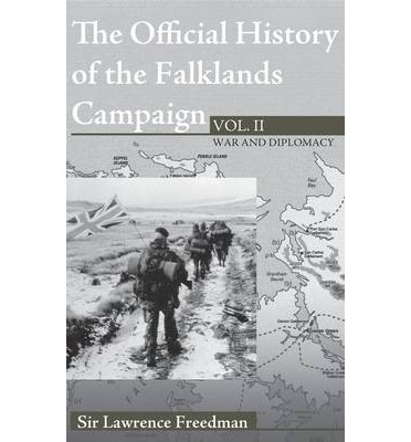 The Official History of the Falklands Campaign: Volume 2
