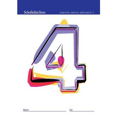 Essential Mental Arithmetic Book 4