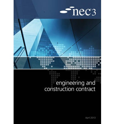 NEC3 Engineering and Construction Contract (ECC)