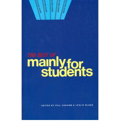 The Best of Mainly for Students