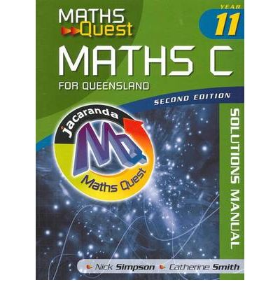 maths quest maths c year 11 for queensland solutions pdf