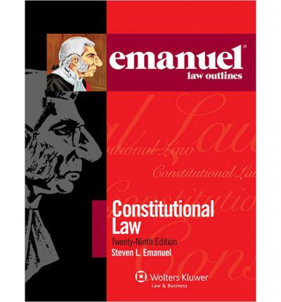 constitutional law ii outline Constitutional law ii outline procedural due process: the procedures the government must follow when it takes away a person's life, liberty or property.