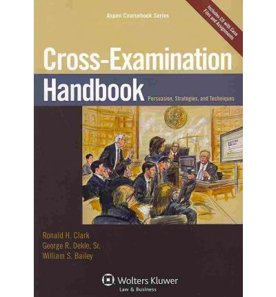 Cross Examination Handbook