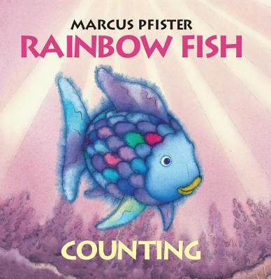 Rainbow fish counting marcus pfister 9780735841482 for The rainbow fish by marcus pfister
