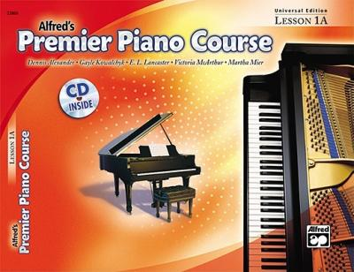 Premier Piano Course Lesson Book, Bk 1a