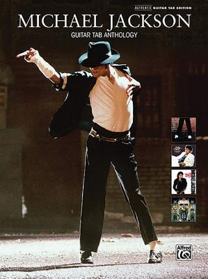Michael Jackson Guitar Tab Anthology