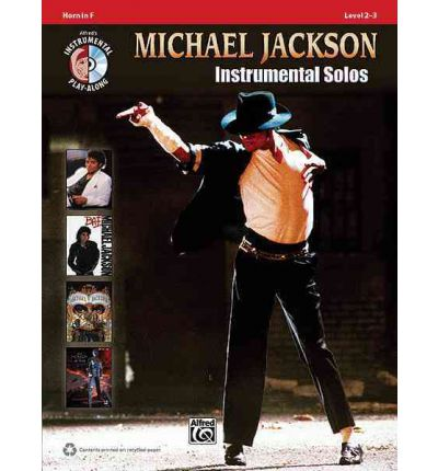 Michael Jackson Instrumental Solos, Horn in F : Level 2-3