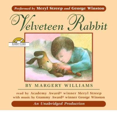 Rabbit Ears Velveteen Rabbit