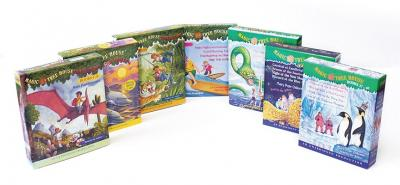 Magic Tree House Audiobook CD Collection: Books #1 - #40