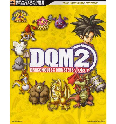 Dragon Quest Monsters: Joker 2 Official Strategy Guide