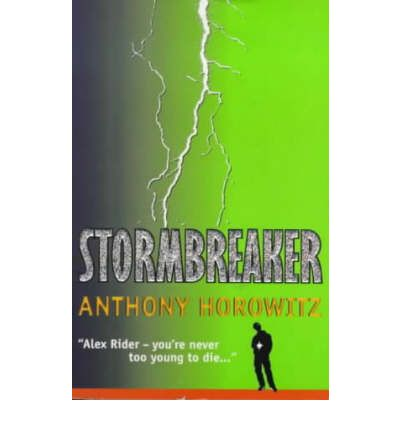 stormbreaker by anthony horowitz Anthony horowitz, in addition to being an international bestselling author, is also the writer and creator of the multi-award-winning television series foyle's war he lives in london, england visit him online at wwwalexrideradventurescom and wwwanthonyhorowitzcom or follow him on twitter.