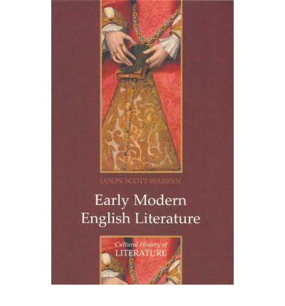 early modern english literature pdf