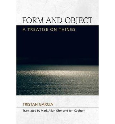 Form and Object : A Treatise on Things