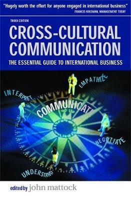 CrossCultural Communication : John Mattock : 9780749439224