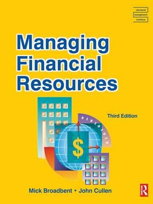 managing financial resources in health Below is a list of fiscal policies/procedures that are considered essential to a local  government's financial health mrsc has created guidance.