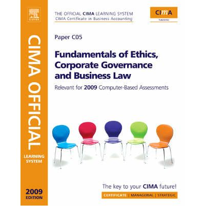 ETH 376 Week 4 Individual Assignment Legality and Ethicality of Corporate Governance