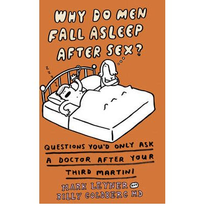 why men fall asleep after sex