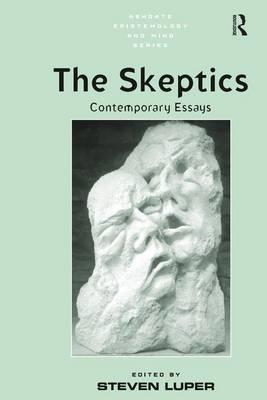 the skeptics contemporary essays The skeptics is a new anthology of work by internationally renowned philosophers who present cutting-edge research into the problem of skepticism.